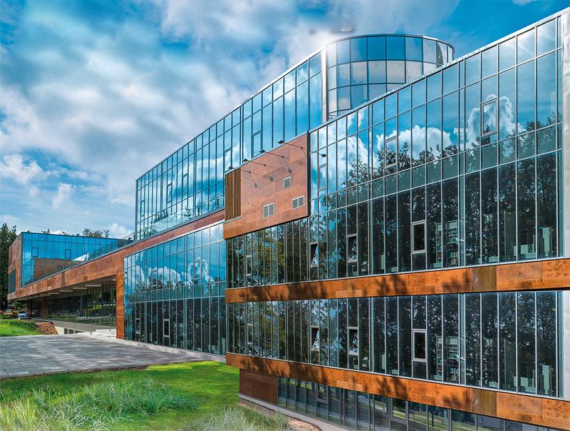 Fasady szklano-aluminiowe Ostrów Wlkp.